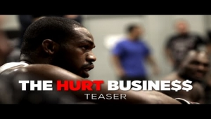 The Hurt Business - Teaser Trailer (HD) | Jon Jones, Ronda Rousey MMA Movie